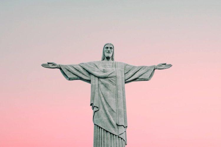 Christ The Redeemer, Corcovado, Rio de Janeiro, Brazil, January 2019 (Cerqueira)